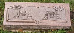 Otto Petrich