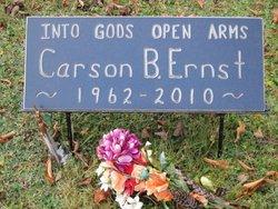 Carson Benedict Ernst