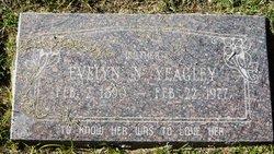 Evelyn N Yeagley