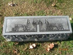Robert Lee Bean