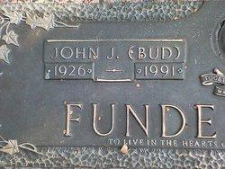 """John J """"Bud"""" Funderburgh"""