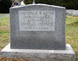 Frederick Ward Stone