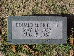 Donald M. Griffith