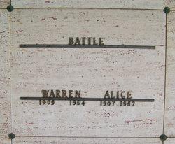 Warren Lazerus Battle, Jr