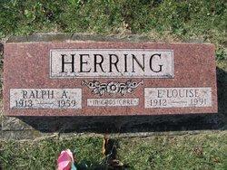Mrs Edna Louise <I>Hott</I> Herring