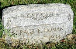 Grace E Homan