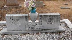 Susie <I>Farmer</I> Parham