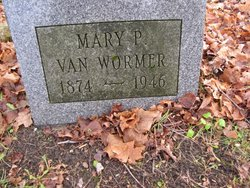 Mary P Van Wormer