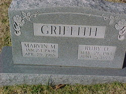 Marvin M. Griffith