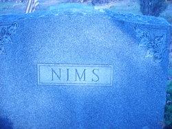 Gertrude <I>Simons</I> Nims