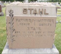 Matilda Stahl