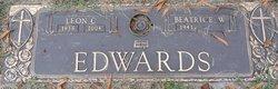 Leon C Edwards