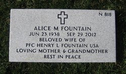 Alice Marie Fountain