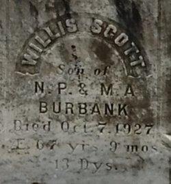 Willis Scott Burbank