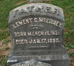 Clement C McKinney