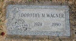 Dorothy M Wagner