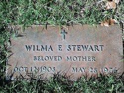 Wilma E Stewart