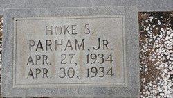Hoke S Parham, Jr