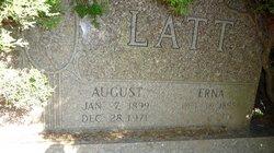 August Latt