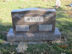 Helen P Wyatt