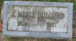 Russell Merle Holcomb