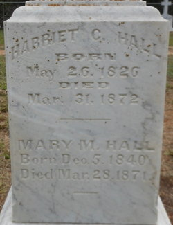 Harriet C Hall