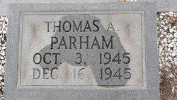 Thomas A Parham
