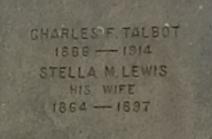 Stella M. <I>Lewis</I> Talbot