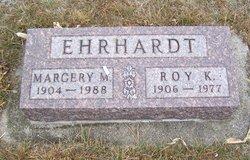 Margery Muriel <I>Burr</I> Ehrhardt