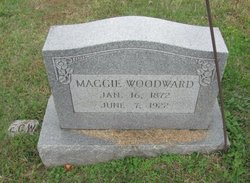 Maggie <I>Howard</I> Woodward