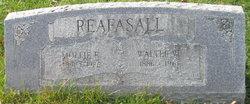 Walter W Reafasall