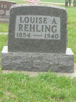 Louise A Rehling