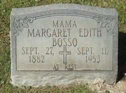 Margaret Edith <I>Burns</I> Bosso