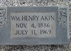 William Henry Akin