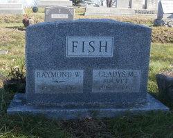 Gladys Edna <I>Marshall</I> Fish