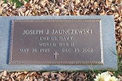 Joseph J Jaunczewski