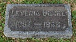 Levenia <I>Allard</I> Burke