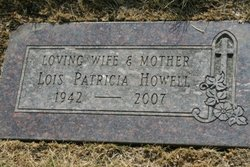 Lois Patricia Howell