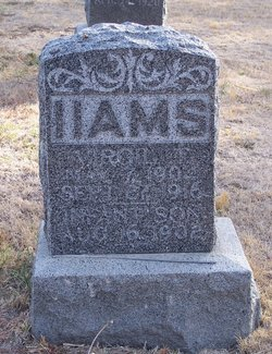 Infant Son Iiams