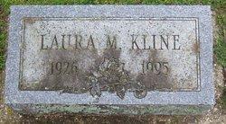 Laura Marr <I>Holcomb</I> Kline
