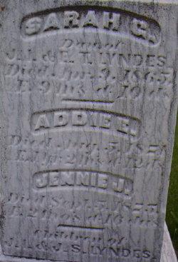 Addie E Lyndes