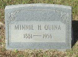 Minnie H. Quina