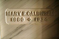 Mary E Caldwell