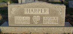Fay Elizabeth <I>Duncan</I> Harper