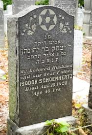 Isodor Schoenhertz