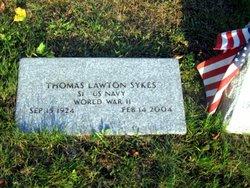 Thomas Lawton Sykes