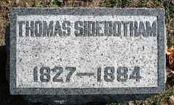 Thomas Sidebotham