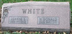 Jeanne L White