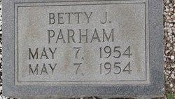 Betty J Parham