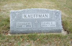 Violet E. Kauffman